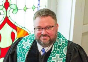 Rev. Bruce McVey